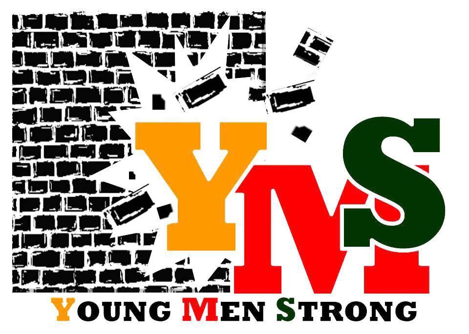 Young Men Strong logo