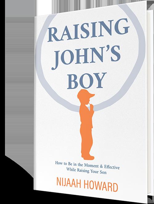 Raising John's BoyCover